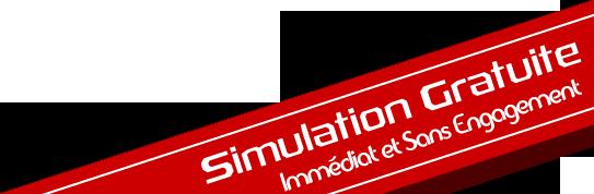 Simulation Gratuite et Sans Engagement pour l'�valuation de votre projet