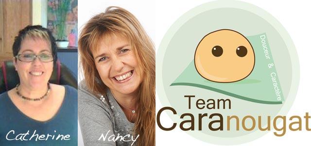 team-caranougat-catherine-nancy